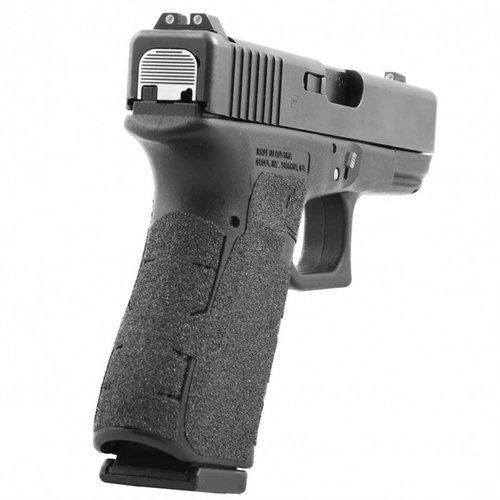 Grip Granulated Black for Med GEN 4 Glock® 19,23,25,32,38