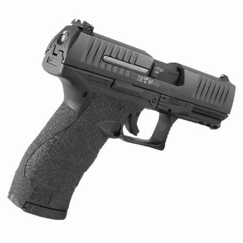 Walther PPQ 9/40 Grip Granulated Black