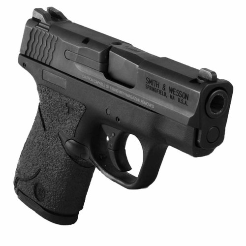S&W M&P Shield 9/40 Grip Rubber Black