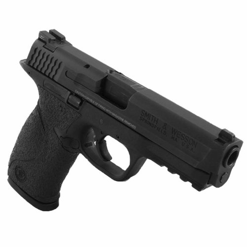 S&W M&P Full Size Medium Backstrap Grip Rubber Black