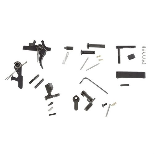 AR-15 Lower Parts Kit Two Stage Complete