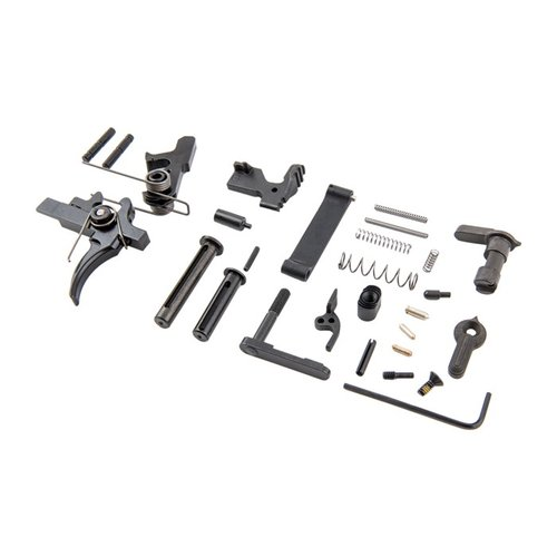 308 AR Lower Parts Kit Two Stage Complete