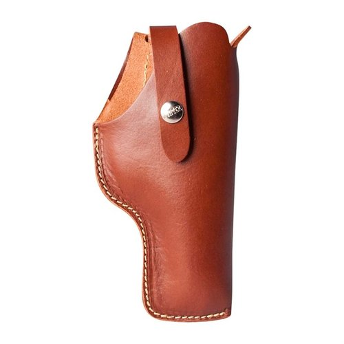 CrossDraw Leather Holster for Glock 17, 19