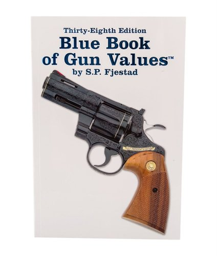 Blue Book of Gun Values 38th Edition