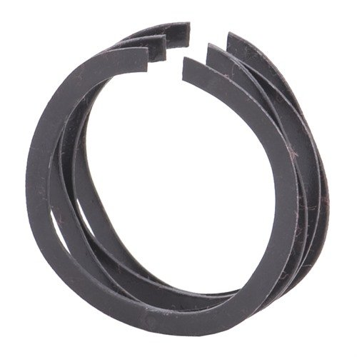 Spring Weld Assembly Steel Black