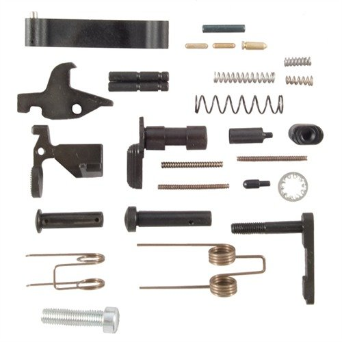 Lower Receiver Parts Kit w/o Trigger Group & Grip