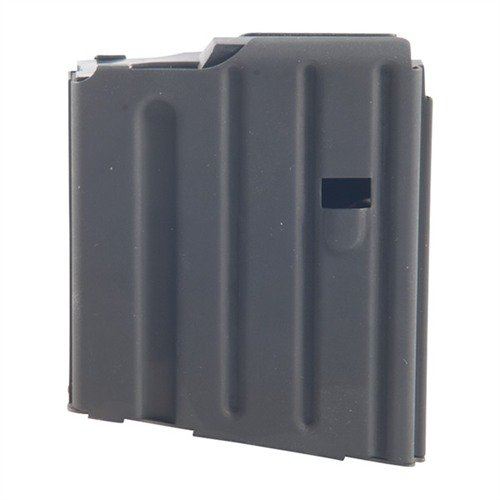 AR .308 Magazine, 10rd Steel Black