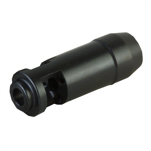 Muzzle Brake 30 Caliber 14-1 LH Steel Blued