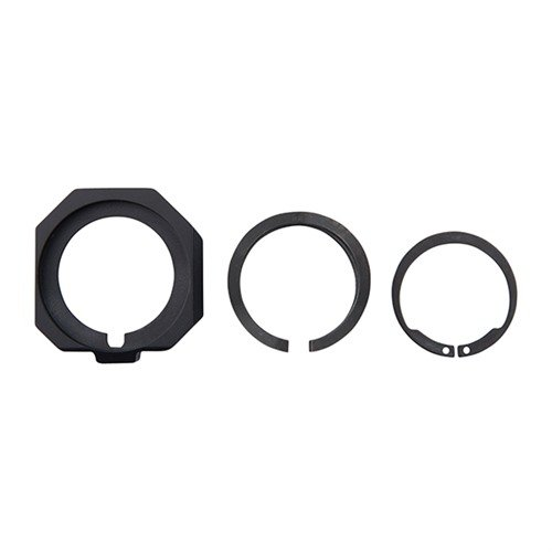 Enhanced Delta Ring Kit Steel Black