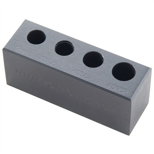 4 Caliber Checker (9mm, .40 S&W, .45 ACP & 38 Super)