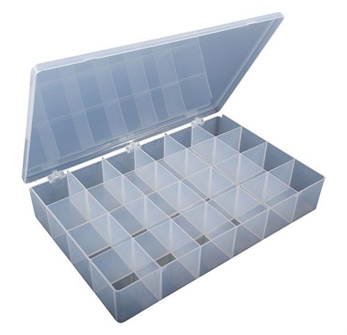 "12-7/8""x8-5/8""x2-1/4"", 24 Compartments Pkg. of 1"
