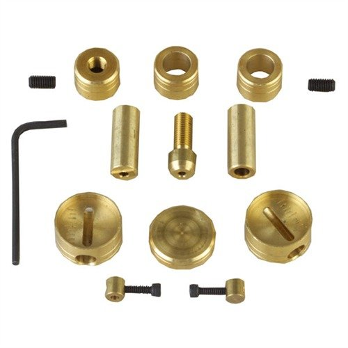 Adjustable Disk Hardware Kit Gold Brass