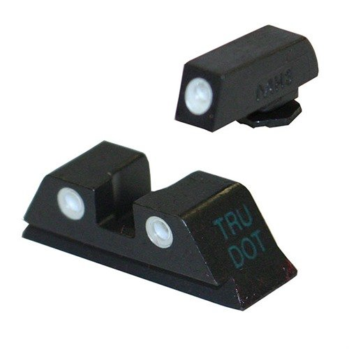 Sight Set (fixed green/orange) for Glock® 9mm & .40 cal