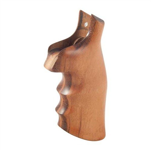 Smooth Goncalo Alves Grip fits S&W N Square