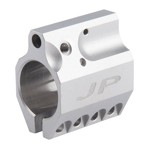 "Low Profile Adjustable Gas Block .750"" Stainless Steel"