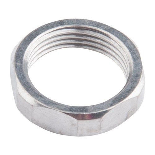 "AR .308  .750 Jam Nut 5/8-24"" Stainless Steel Silver"