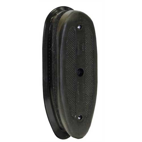 Complete Straight Pad Black Rubber