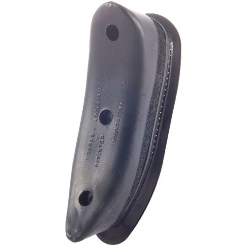 Complete Curved Pad Black Rubber