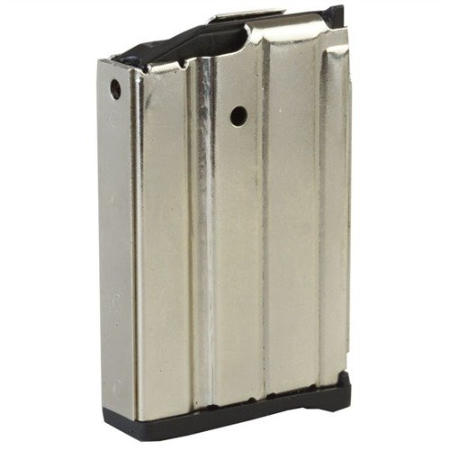 Ruger Mini-14 Magazine 223/5.56 10rd Steel Nickel