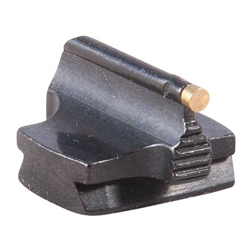".375"" Barrel Mounted 1/16"" 37-W Front Sight Brass Gold"