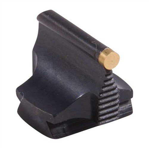 ".500"" Barrel Mounted 3/32"" 50-W Front Sight Brass Gold"