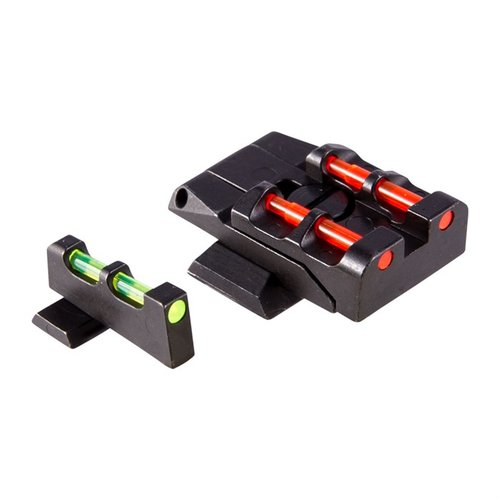 Front & Adjustable Rear Sight Set S&W M&P