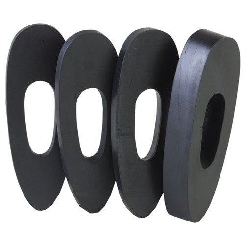 "1/4"" Spacer Black Rubber"