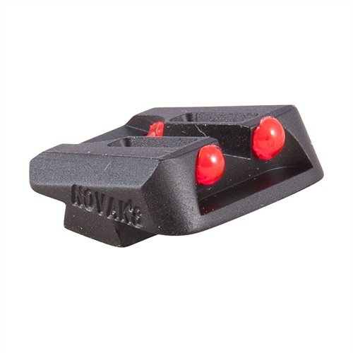 ".060"" Rear Sight, Red"