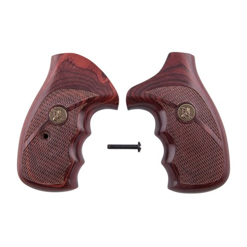 S&W N Frame Rosewood Checkered