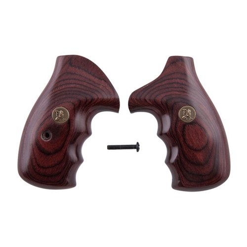 S&W N Frame Rosewood Smooth