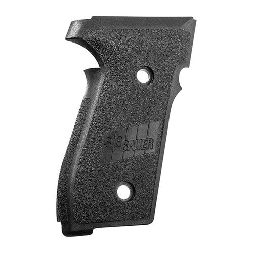Grip Plate, Right, New Style, Blue, Two Tone