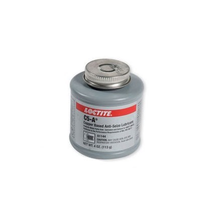 Loctite C5A Anti-Sieze Lubricant - 4 oz. Brush Top Can