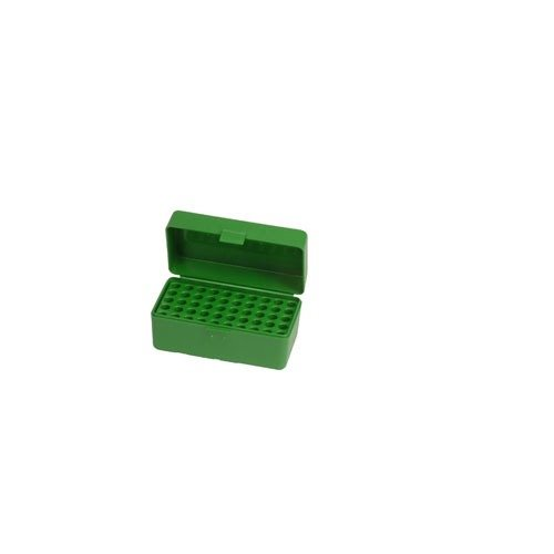 Ammo Boxes Rifle Green 17 Remington - 256 Winchester Mag 50