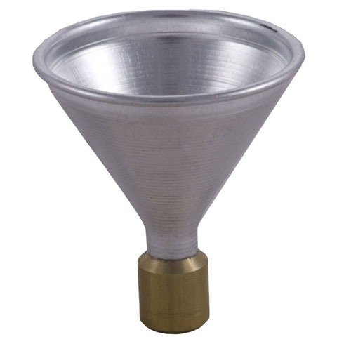 Aluminum Powder Funnel, 17 cal