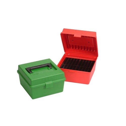 Green R-100-MAG Deluxe Ammo Box