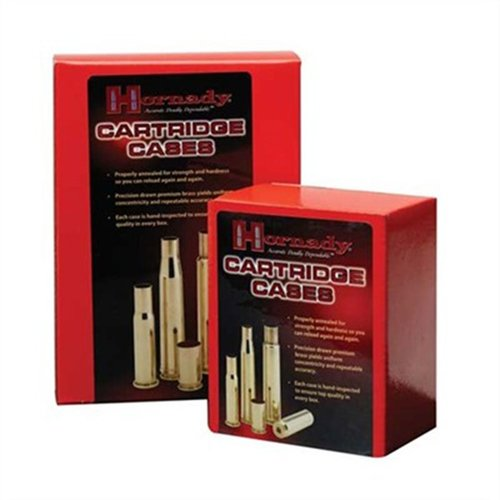 6.5x55mm Swede Brass 50/Box