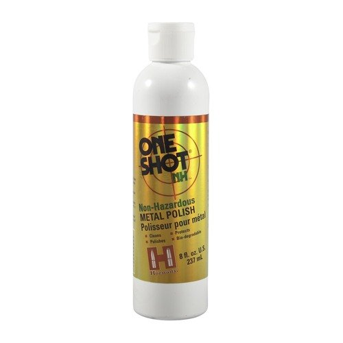 One Shot Non-Hazardous Metal Polish