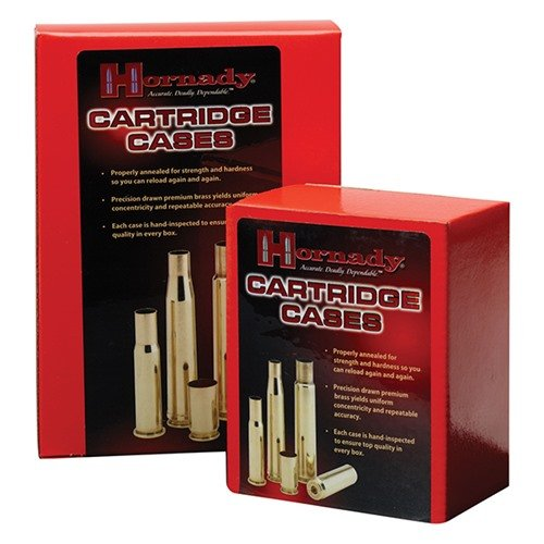 Hornady Brass 9mm Luger 200/Box