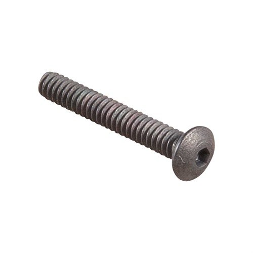 Remington 504 Grip Cap Screw Silver Stainless Steel