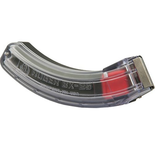 BX-25™ Clear Sided Magazine 25-Rd