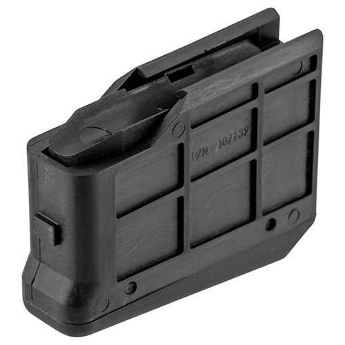 Savage Arms 25 Magazine 222 Remington 4rd Steel Black