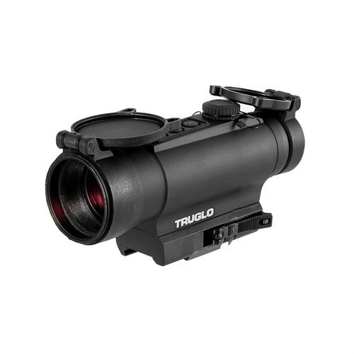 Tru-Tec 30mm Red Dot Sight W/ Integrated Red Laser