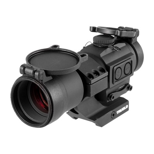 Tru-Tec Xtreme 30mm Red Dot with Cantilever
