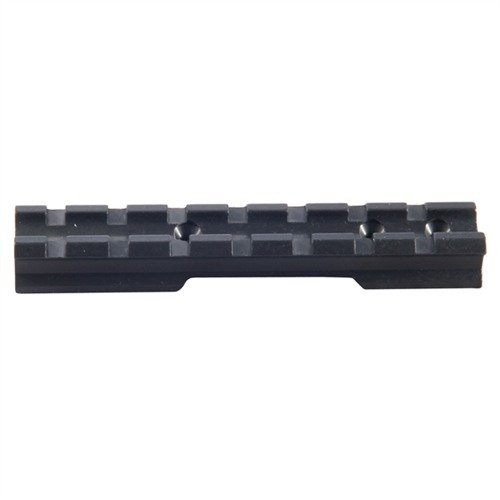 Ruger® MKII MKIII MKIV Weaver Style Scope Mount Black