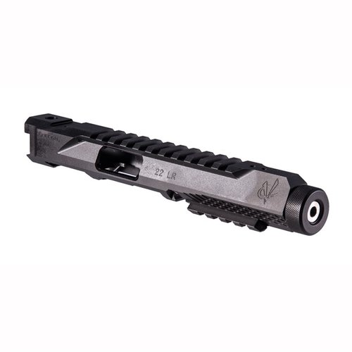 Ruger MKIV LLV Competition Upper 4.5""
