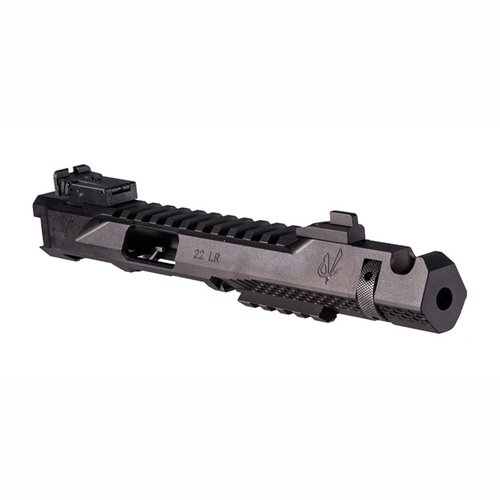 "Ruger MKIV LLV Competition Upper 4.5"" With Target Sights"