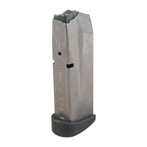 M&P .45 Cal Compact Mag w/ Finger Rest 8rd