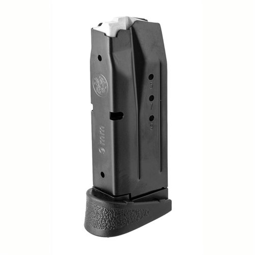 M&P Compact Magazine 9mm 10Rd w/Finger Ridge