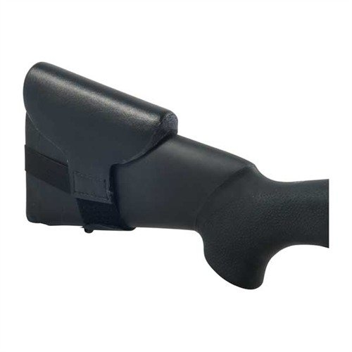 "5/8""-1"" Stap-On Scope Eze Black Polymer"
