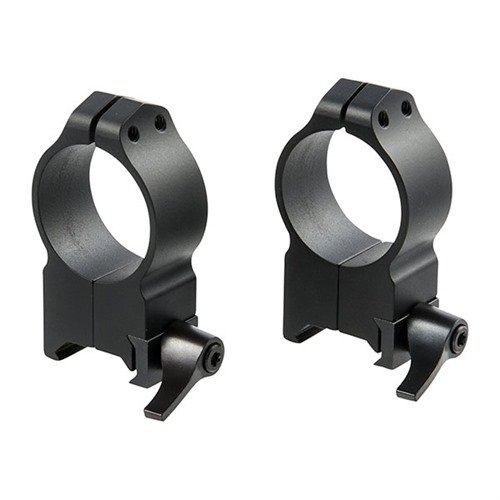 Maxima QD Rings 30mm Extra-High Matte